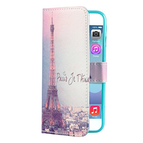 deinPhone Apple iPhone 6 (4.7) Case Paris je taime
