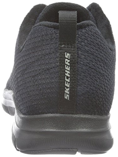 Skechers Damen Flex Appeal 2.0 Shadow Play Sneakers Navy (BBK)