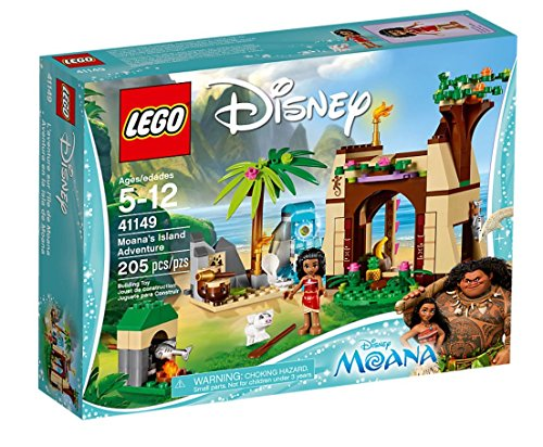 LEGO Disney Princess 41149 - Vaianas (Disney Kostüme Princess)