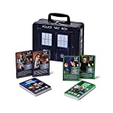 Dr Who Tardis Collectors Tin Card Game by Top Trumps