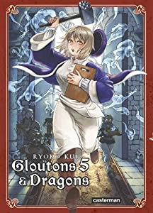 Gloutons et dragons Edition simple Tome 5