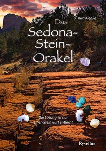 Buchseite und Rezensionen zu 'Das Sedona-Stein-Orakel: Die Lösung ist nur einen Steinwurf entfernt' von Kira Klenke