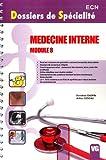 Medecine interne module 8