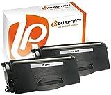 Bubprint 2 Toner kompatibel für Brother TN-3060 für DCP-8085DN HL-5240 HL-5250DN HL-5340D HL-5350DN MFC-8380DN MFC-8460N MFC-8860DN MFC-8880DN Schwarz