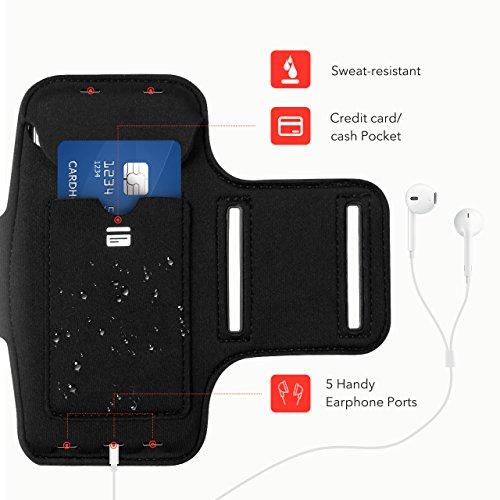 51s7MHfFfuL - [amazon] iPhone Sportarmband von Mpow für nur 4,90€ inkl. Versand mit Gutscheincode *PRIME*