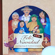 Teach Me Feliz Navidad: Learning Songs and Traditions in Spanish