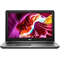 Dell Inspiron 15 5000 15.6-Inch Notebook - (Black) (AMD A9-9400, 8 GB RAM, 1 TB HDD, Windows 10 Home)
