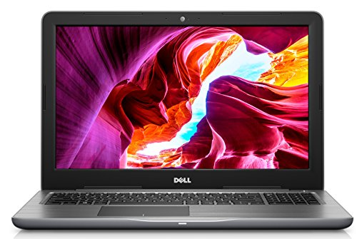 Dell Inspiron 5000 15.6-Inch FHD Laptop - (Black) (Intel Core i7-7500U, 8GB RAM, 1TB HDD, AMD R7 M445 4GB Graphics, Windows 10 Home)