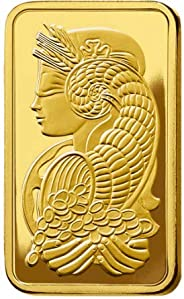 Suisse Pamp 24K (999.9) 1/2 Ounce gold bar