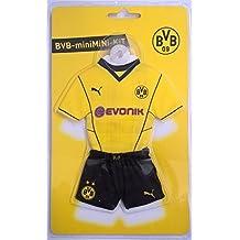 Dortmund Mini-Trikot mit Saugnapf