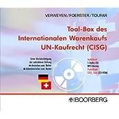 Tool-Box des Internationalen Warenkauf UN-Kaufrecht (CISG)