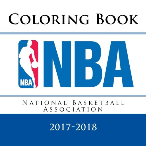 Logo 30 (National Basketball Association Coloring Book: All 30 NBA logos to color - Unique childrens coloring book that would make a great birthday present / gift idea.)