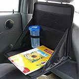 cogeek Car PC Laptop Halterung Computer-Schreibtisch Halterung Lebensmittels Taschen Notebook Ständer zusammenklappbar Rack Multifunktional Esstisch Auto Zubehör