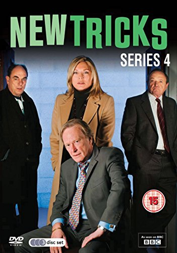 New Tricks : Complete BBC Series 4 [3 DVDs] [UK Import] (New Tricks 3 Season)