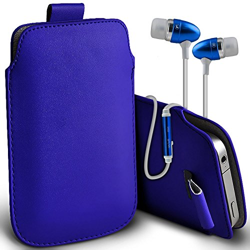-blue-ear-phone-152-x-76-pouch-case-for-vernee-apollo-lite-case-premium-stylish-faux-leather-pull-ta