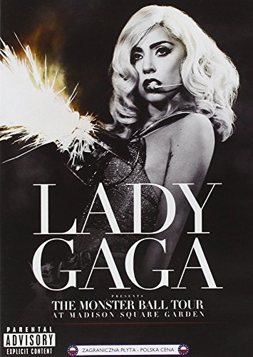 Lady Gaga Presents: The Monster Ball Tour at Madison Square Garden [DVD] [Region 2]
