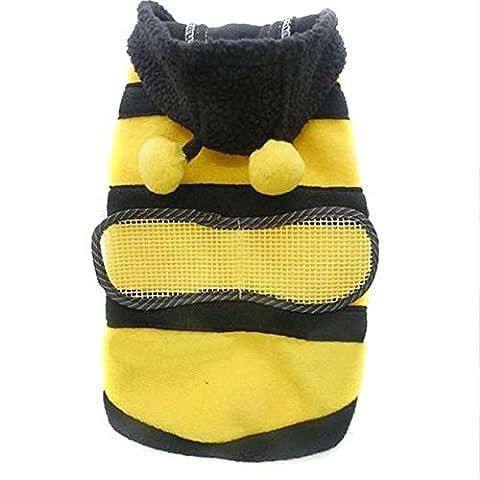Costumes Dog Bee - rybyte (TM) chien Animaux Vêtements Vêtements joli