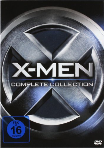 Ryan Jack Hamilton (X-Men - Complete Collection (alle 5 Filme inkl. X-Men: Erste Entscheidung) [5 DVDs])