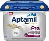 Aptamil Profutura Pre - von Geburt an, 2er Pack (2 x 800g) Safebox