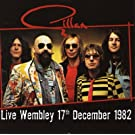 Live Wembley, 17th December 1982