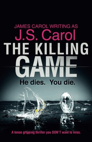 The Killing Game: A tense, gripping thriller you DON'T want to miss
