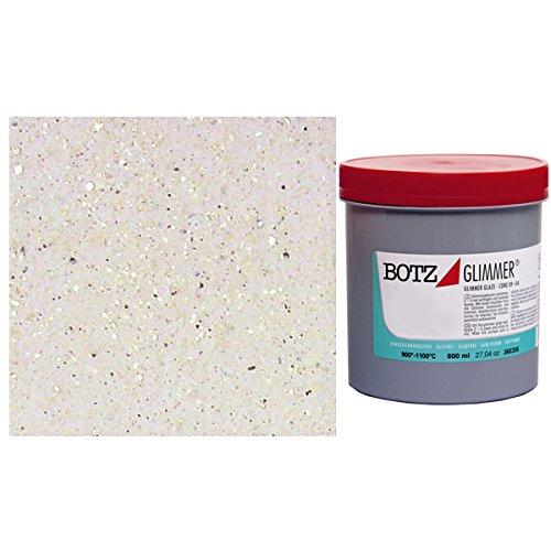 Preisvergleich Produktbild NEU Botz-Glimmer. 200ml. Weiß Glimmer