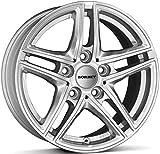 Borbet XR brilliant silver 7,5x17 ET35 5.00x120 Hub Bore 72.50 mm - Alu felgen