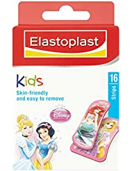 Elastoplast Kids Disney Princess Plaster Strips - Pack of 10, Total 160