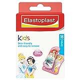 Elastoplast Kids Disney Princess Plaster Strips - Pack of 10, Total 160