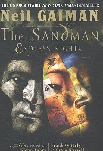 Sandman: Endless Nights TP (New Edition) (Sandman (Graphic Novels))