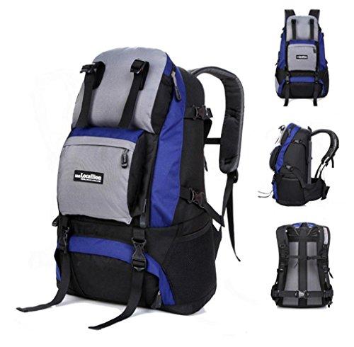 40L Wandern Wandern Tasche / Angriff taktischen Tasche / Militär Tasche / Militär Rucksack / Rucksack Uniform / Camouflage Rucksack Blue