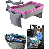 Viajan Niños Play Tray - Bandeja de juegos para sillas de niños