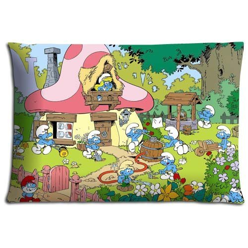 20X30 Inch Twin Sides Yokon Anime A Small Town Story Cool Pillowcase Shinee K-Pop Korean Boy Band Style Pillow Case
