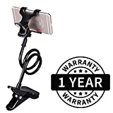 #8: Technikon Unique Flexible 360 Degree Snake Style Stand Long Lazy Stand Foldable Mobile Holder Compatible with All Smartphones (One Year Warranty)