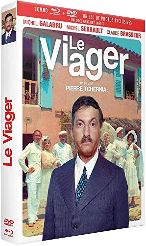 LE VIAGER - COMBO DVD et Blu-Ray [Combo Collector Blu-ray + DVD]