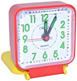 #3: Orpat Beep Alarm Clock (Red, TBB-157)