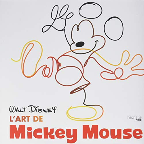 L'Art de Mickey Mouse par Jessica Ward