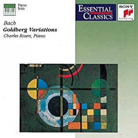 Goldberg Variations, BWV 988: Var. 16 Ouverture a 1 Clav.
