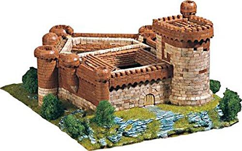 Aedes 1005. Kit de construccion en piedra Castillo de...