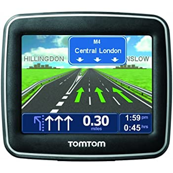 Tomtom Start Clic 3 5 Sat Nav With Uk And Western Eu Maps