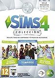 Pack: Los Sims 4 Colección, Incluye 1 Pack De Contenido Y 2 Packs De...