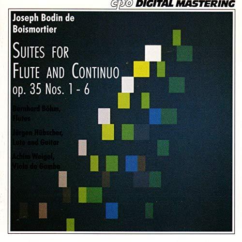 Preisvergleich Produktbild Flötensuiten, 6 Op.35