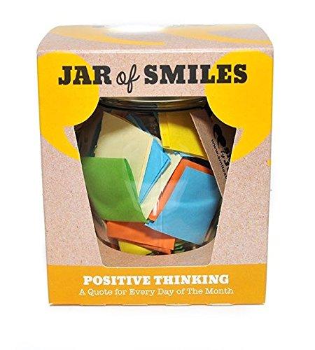 Smiles by Julie Zitate in einem Glas, ein Monat lang inspirierende, motivierende und anregend Zitate [evtl. nicht in deutscher Sprache], jeden Tag ein neues Zitat für Ihre Herausforderungen und Ziele, in einem hochwertigen Orcio-Glas aus Italien, das perfekte Geschenk für positive Menschen,komplett mit Geschenk-Box