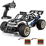 GLXLSBZ RC Voiture Télécommandée 1/12 2WD Camions Radiocommandée Électrique Fast Race Buggy Hobby Car RC Monster Hobby pour Enfants