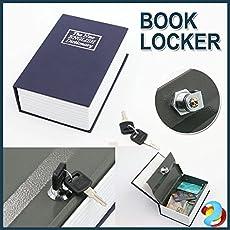 Vivir High Quality Dictionary Book Hidden Safe Lockers for Home (Book Safe Locker, Hidden Safe Locker, Jewelry Box Locker, Cash Locker)