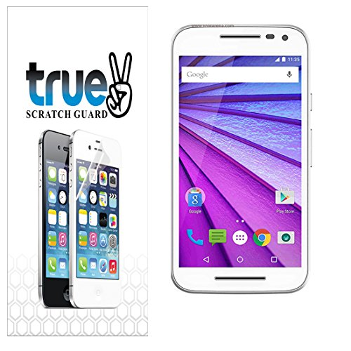 Moto G3 / Moto G 3Rd Generation Clear Screen Guard By The Best