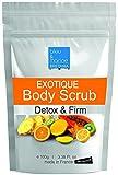 3en1 Ananas Papaya Lotus Körperpeeling.Wellness pur für Ihre Sinne! 100% Natural Detox und...