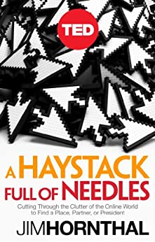 A Haystack Full of Needles: Cutting Through the Clutter of the Online World to Find a Place, Partner or President (Kindle Single) (TED Books) by [Hornthal, Jim]
