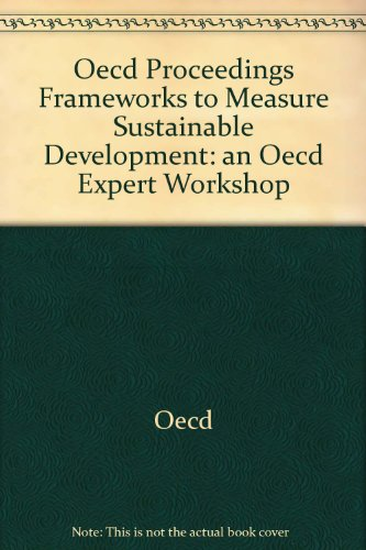 Frameworks to Measure Sustainable Development