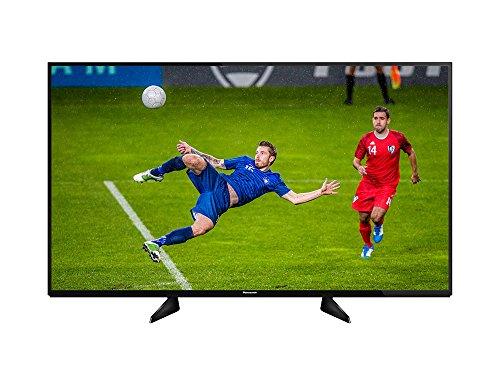 Panasonic TX-55EXW584 55 Zoll Ultra HD LED TV (139 cm 4K Fernseher, Quattro Tuner, HDR) [Energieklasse A] (Multi-system-tv Panasonic)
